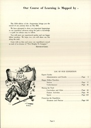 Page 8, 1954 Edition, Northampton Area High School - Amptennian Yearbook (Northampton, PA) online yearbook collection