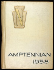 Northampton Area High School - Amptennian Yearbook (Northampton, PA) online yearbook collection, 1958 Edition, Page 1