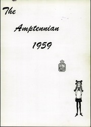 Page 5, 1959 Edition, Northampton Area High School - Amptennian Yearbook (Northampton, PA) online yearbook collection