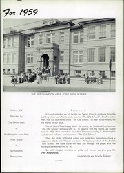 Page 7, 1959 Edition, Northampton Area High School - Amptennian Yearbook (Northampton, PA) online yearbook collection