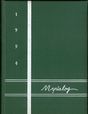Myerstown High School - Myrialog Yearbook (Myerstown, PA) online yearbook collection, 1954 Edition, Page 1