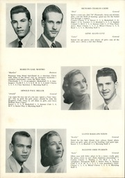 Page 34, 1958 Edition, Myerstown High School - Myrialog Yearbook (Myerstown, PA) online yearbook collection