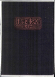 Page 1, 1930 Edition, Kane Area High School - HurriKane Yearbook (Kane, PA) online yearbook collection