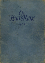 Page 1, 1933 Edition, Kane Area High School - HurriKane Yearbook (Kane, PA) online yearbook collection