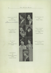Page 14, 1933 Edition, Kane Area High School - HurriKane Yearbook (Kane, PA) online yearbook collection
