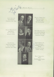 Page 15, 1933 Edition, Kane Area High School - HurriKane Yearbook (Kane, PA) online yearbook collection