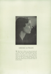 Page 6, 1933 Edition, Kane Area High School - HurriKane Yearbook (Kane, PA) online yearbook collection