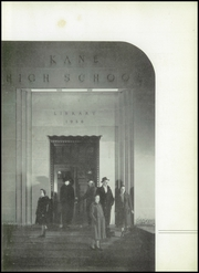 Page 7, 1939 Edition, Kane Area High School - Hurri Kane Yearbook (Kane, PA) online yearbook collection