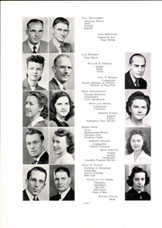 Page 14, 1947 Edition, Kane Area High School - HurriKane Yearbook (Kane, PA) online yearbook collection