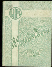 Page 1, 1952 Edition, Kane Area High School - HurriKane Yearbook (Kane, PA) online yearbook collection