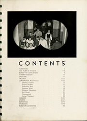 Page 9, 1952 Edition, Kane Area High School - HurriKane Yearbook (Kane, PA) online yearbook collection