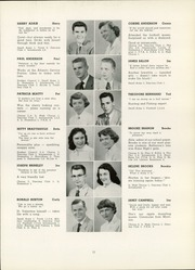 Page 15, 1956 Edition, Kane Area High School - HurriKane Yearbook (Kane, PA) online yearbook collection