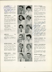 Page 17, 1956 Edition, Kane Area High School - HurriKane Yearbook (Kane, PA) online yearbook collection