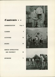 Page 9, 1956 Edition, Kane Area High School - HurriKane Yearbook (Kane, PA) online yearbook collection