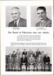 Page 12, 1960 Edition, Kane Area High School - HurriKane Yearbook (Kane, PA) online yearbook collection