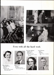 Page 15, 1960 Edition, Kane Area High School - HurriKane Yearbook (Kane, PA) online yearbook collection