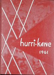 Page 1, 1961 Edition, Kane Area High School - Hurri Kane Yearbook (Kane, PA) online yearbook collection