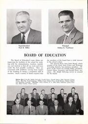Page 10, 1961 Edition, Kane Area High School - Hurri Kane Yearbook (Kane, PA) online yearbook collection
