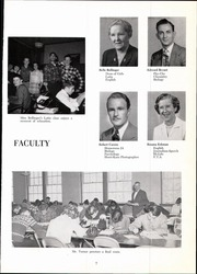 Page 11, 1961 Edition, Kane Area High School - Hurri Kane Yearbook (Kane, PA) online yearbook collection
