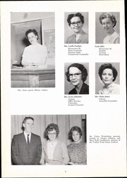 Page 12, 1961 Edition, Kane Area High School - Hurri Kane Yearbook (Kane, PA) online yearbook collection