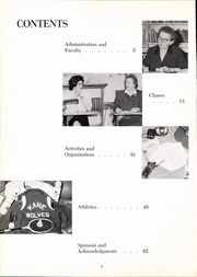 Page 8, 1961 Edition, Kane Area High School - Hurri Kane Yearbook (Kane, PA) online yearbook collection