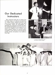Page 10, 1963 Edition, Kane Area High School - HurriKane Yearbook (Kane, PA) online yearbook collection
