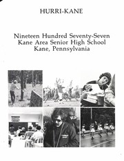 Page 5, 1977 Edition, Kane Area High School - HurriKane Yearbook (Kane, PA) online yearbook collection