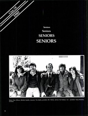 Page 14, 1980 Edition, Kane Area High School - HurriKane Yearbook (Kane, PA) online yearbook collection