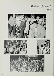 Page 10, 1968 Edition, Mortimer Jordan High School - Torch Yearbook (Morris, AL) online yearbook collection