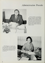 Page 14, 1968 Edition, Mortimer Jordan High School - Torch Yearbook (Morris, AL) online yearbook collection