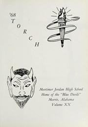 Page 5, 1968 Edition, Mortimer Jordan High School - Torch Yearbook (Morris, AL) online yearbook collection