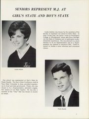 Page 15, 1969 Edition, Mortimer Jordan High School - Torch Yearbook (Morris, AL) online yearbook collection
