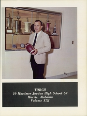 Page 5, 1969 Edition, Mortimer Jordan High School - Torch Yearbook (Morris, AL) online yearbook collection