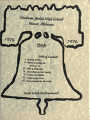 Page 5, 1976 Edition, Mortimer Jordan High School - Torch Yearbook (Morris, AL) online yearbook collection