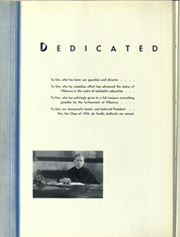 Page 12, 1934 Edition, Villanova University - Belle Air Yearbook (Villanova, PA) online yearbook collection