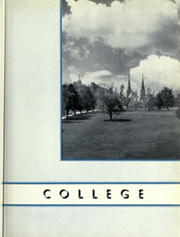 Page 15, 1934 Edition, Villanova University - Belle Air Yearbook (Villanova, PA) online yearbook collection