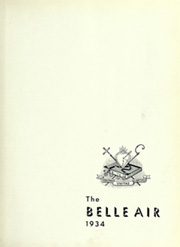 Page 7, 1934 Edition, Villanova University - Belle Air Yearbook (Villanova, PA) online yearbook collection