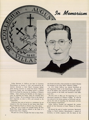 Page 10, 1950 Edition, Villanova University - Belle Air Yearbook (Villanova, PA) online yearbook collection