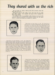 Page 12, 1950 Edition, Villanova University - Belle Air Yearbook (Villanova, PA) online yearbook collection