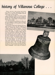 Page 13, 1950 Edition, Villanova University - Belle Air Yearbook (Villanova, PA) online yearbook collection