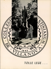 Page 5, 1950 Edition, Villanova University - Belle Air Yearbook (Villanova, PA) online yearbook collection