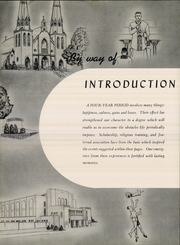 Page 8, 1950 Edition, Villanova University - Belle Air Yearbook (Villanova, PA) online yearbook collection