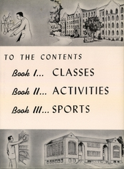 Page 9, 1950 Edition, Villanova University - Belle Air Yearbook (Villanova, PA) online yearbook collection