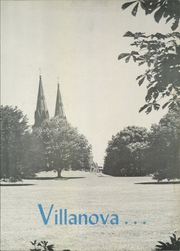 Page 5, 1955 Edition, Villanova University - Belle Air Yearbook (Villanova, PA) online yearbook collection