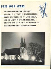 Page 13, 1957 Edition, Villanova University - Belle Air Yearbook (Villanova, PA) online yearbook collection