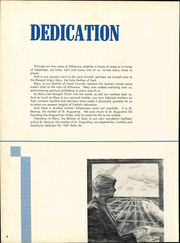 Page 14, 1957 Edition, Villanova University - Belle Air Yearbook (Villanova, PA) online yearbook collection