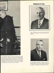 Page 17, 1957 Edition, Villanova University - Belle Air Yearbook (Villanova, PA) online yearbook collection