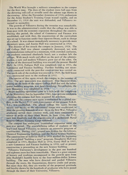 Page 13, 1960 Edition, Villanova University - Belle Air Yearbook (Villanova, PA) online yearbook collection