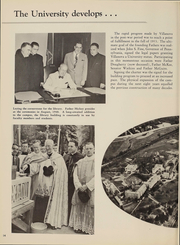 Page 16, 1960 Edition, Villanova University - Belle Air Yearbook (Villanova, PA) online yearbook collection