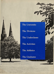 Page 7, 1960 Edition, Villanova University - Belle Air Yearbook (Villanova, PA) online yearbook collection